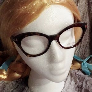1fcaf65e60 Women s Tom Ford Cat Eye Glasses on Poshmark